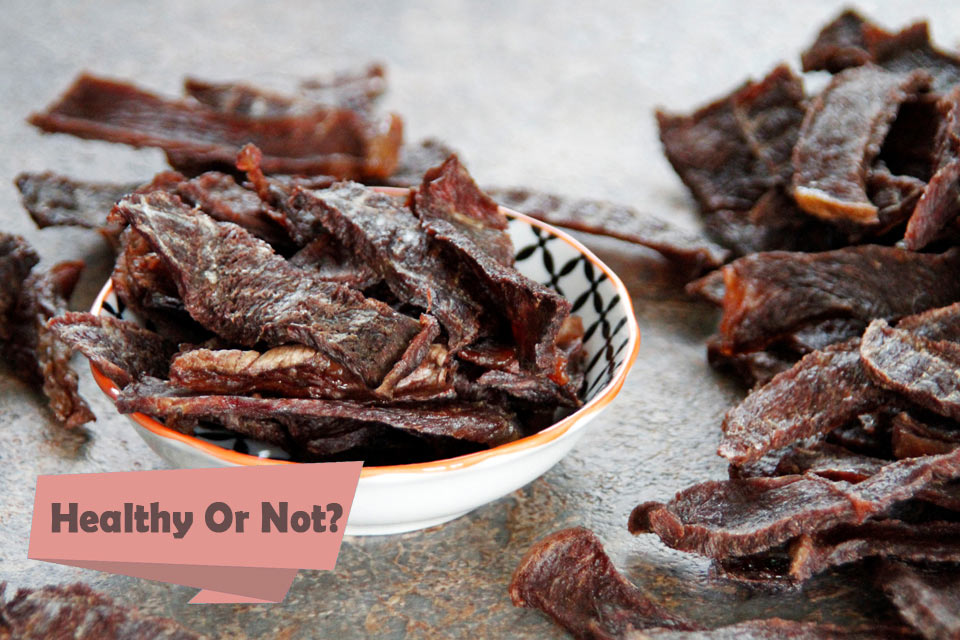 How Healthy Is Beef Jerky?